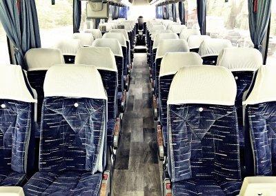 Mercedes Benz SHD Premium Sitze
